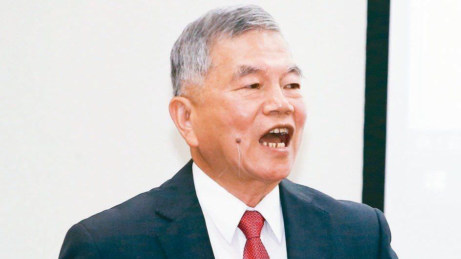 經濟部長沈榮津。 報系資料照