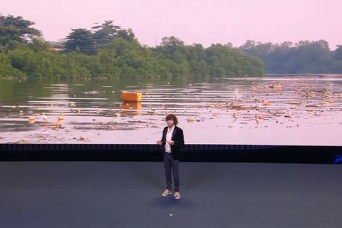 圖/YouTube The Ocean Cleanup