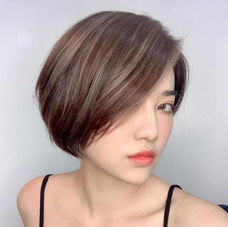 髮型創作/尚洋髮藝成都店 / 西門町髮型設計師 Benny。圖/StyleMap...