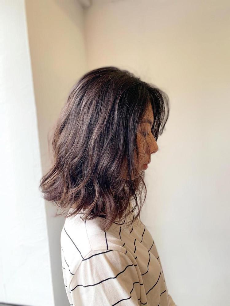 髮型創作/IAN studio / IAN 宏華。圖/StyleMap美配提供