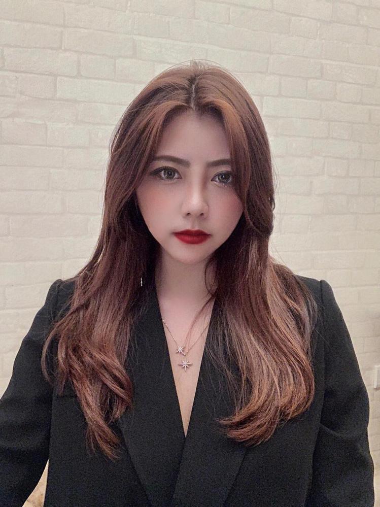 髮型創作/B.O.M hair design / 芭比。圖/StyleMap美配...