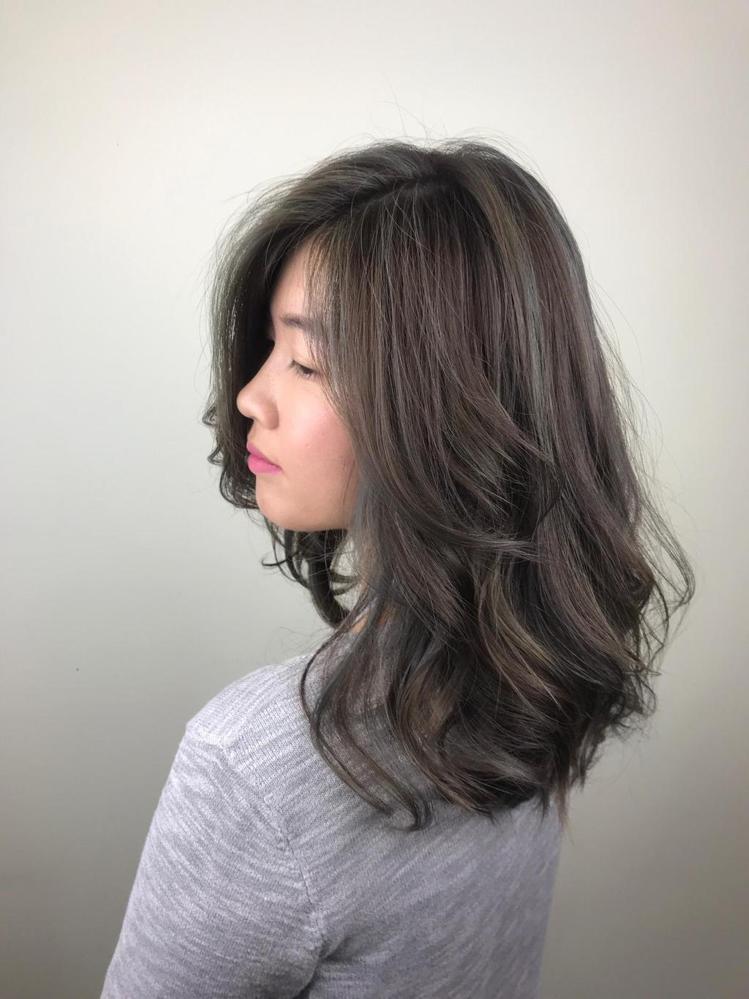 髮型創作/PS17 / PS17 Summer楽。圖/StyleMap美配提供