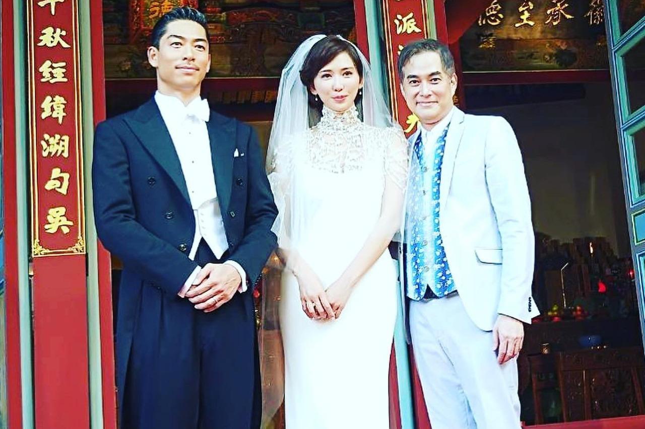 林志玲的恩人被起底 他曾和張國榮、鞏俐拍過電影