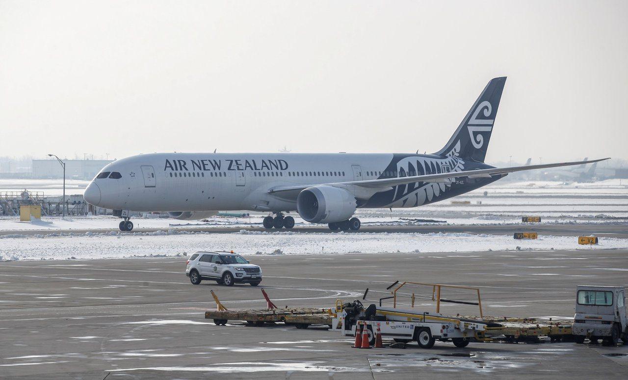 紐西蘭航空將調整年底假期期間航班,國際航線旅客可能有14,000人受影響。路透