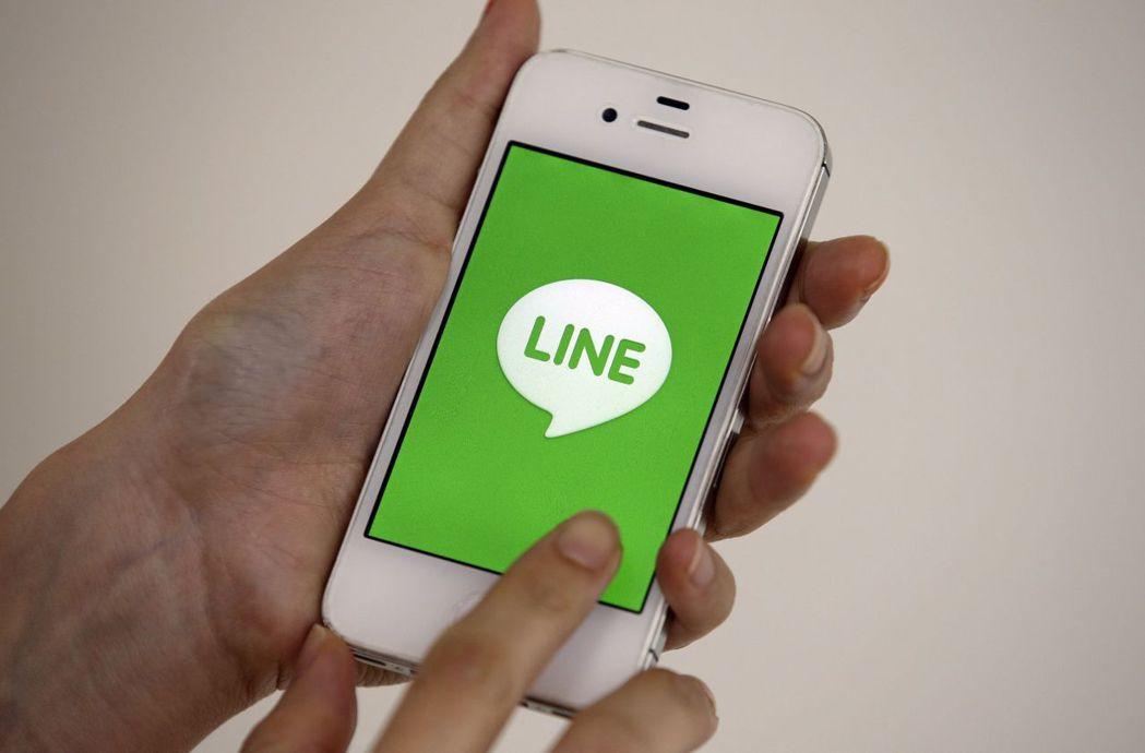 軟體銀行和南韓的Naver同意合併旗下的雅虎日本和通訊軟體巨擘LINE。 (美聯...