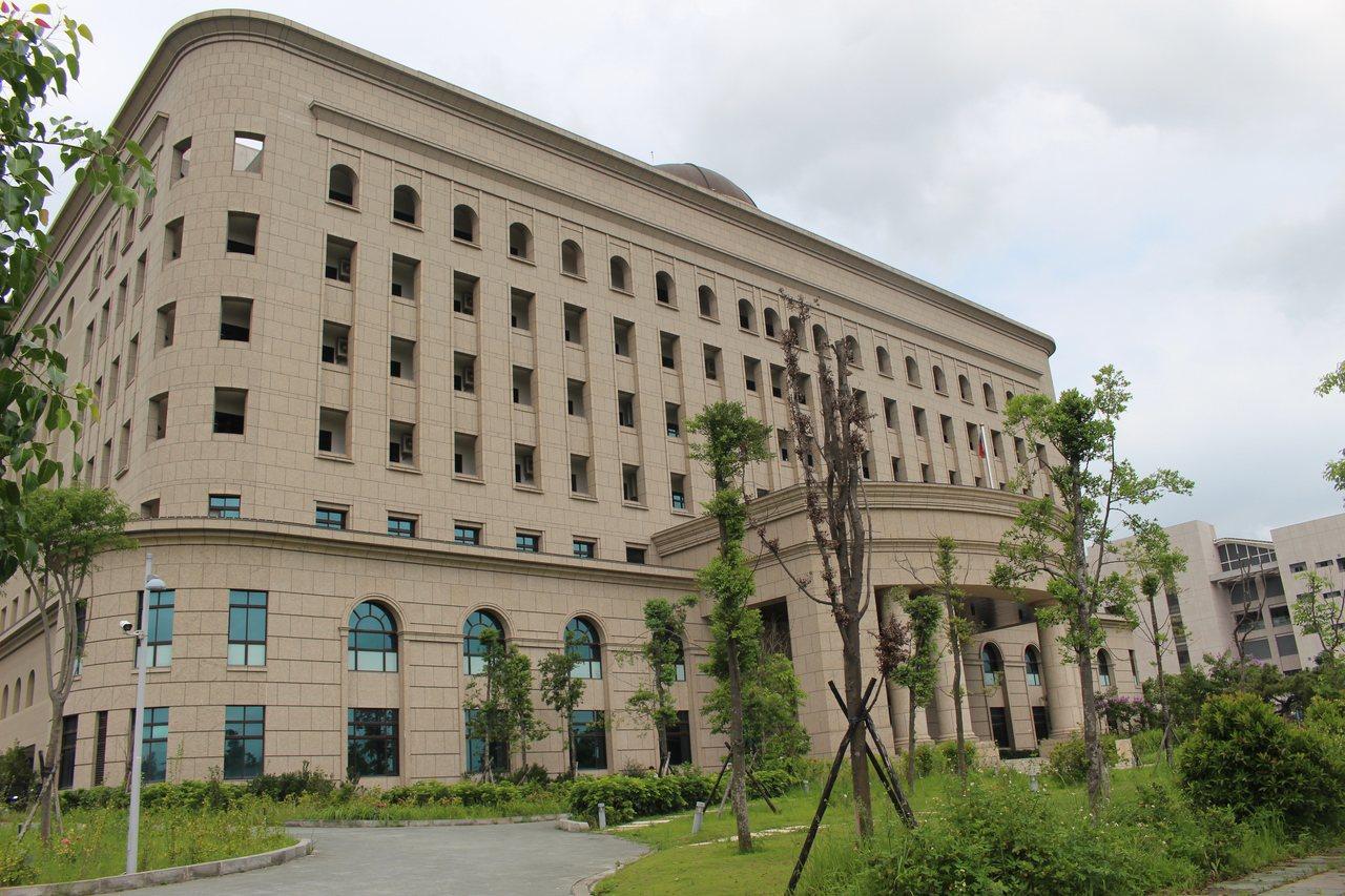 新竹地檢署。圖/資料照