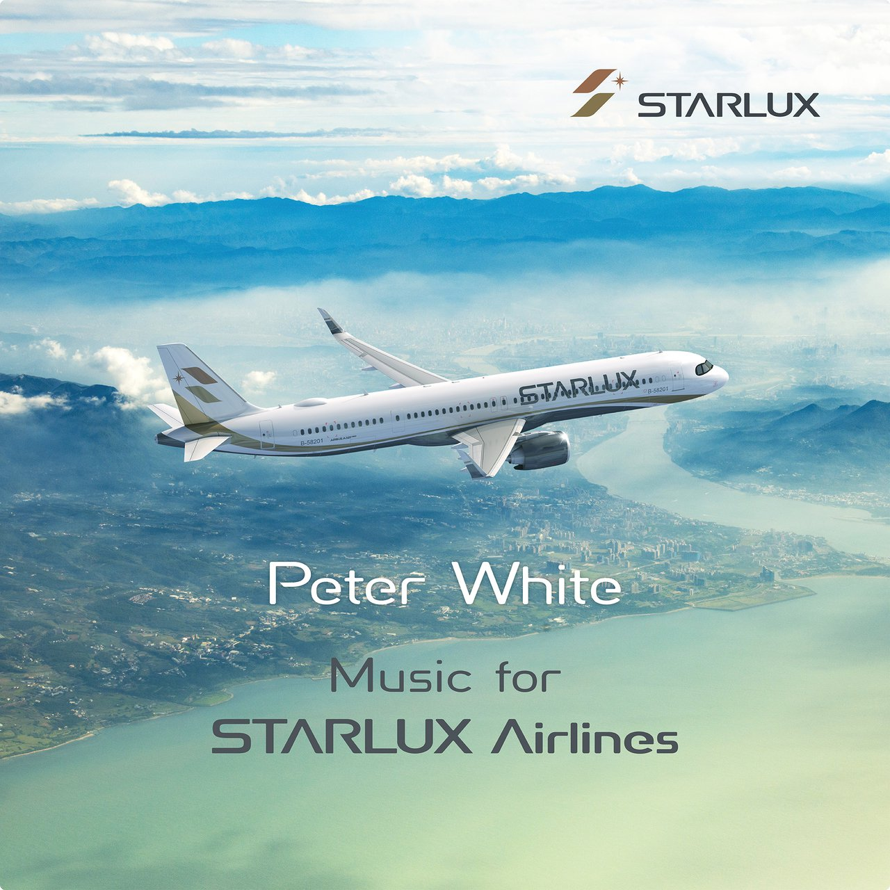 Music for STARLUX Airlines。圖/星宇航空提供