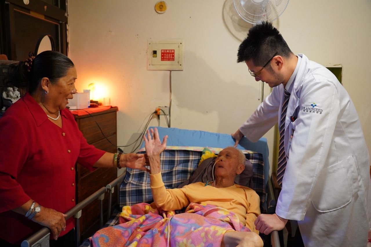聯新國際醫院主動出擊 居家醫療到宅看診