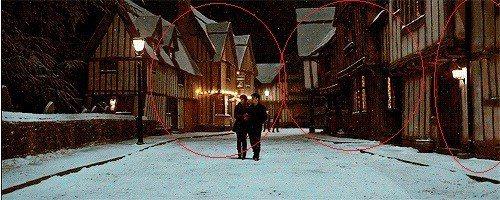 電影中,哈利波特與妙麗曾經一同回到高椎客洞。圖/摘自deverehouse.co...