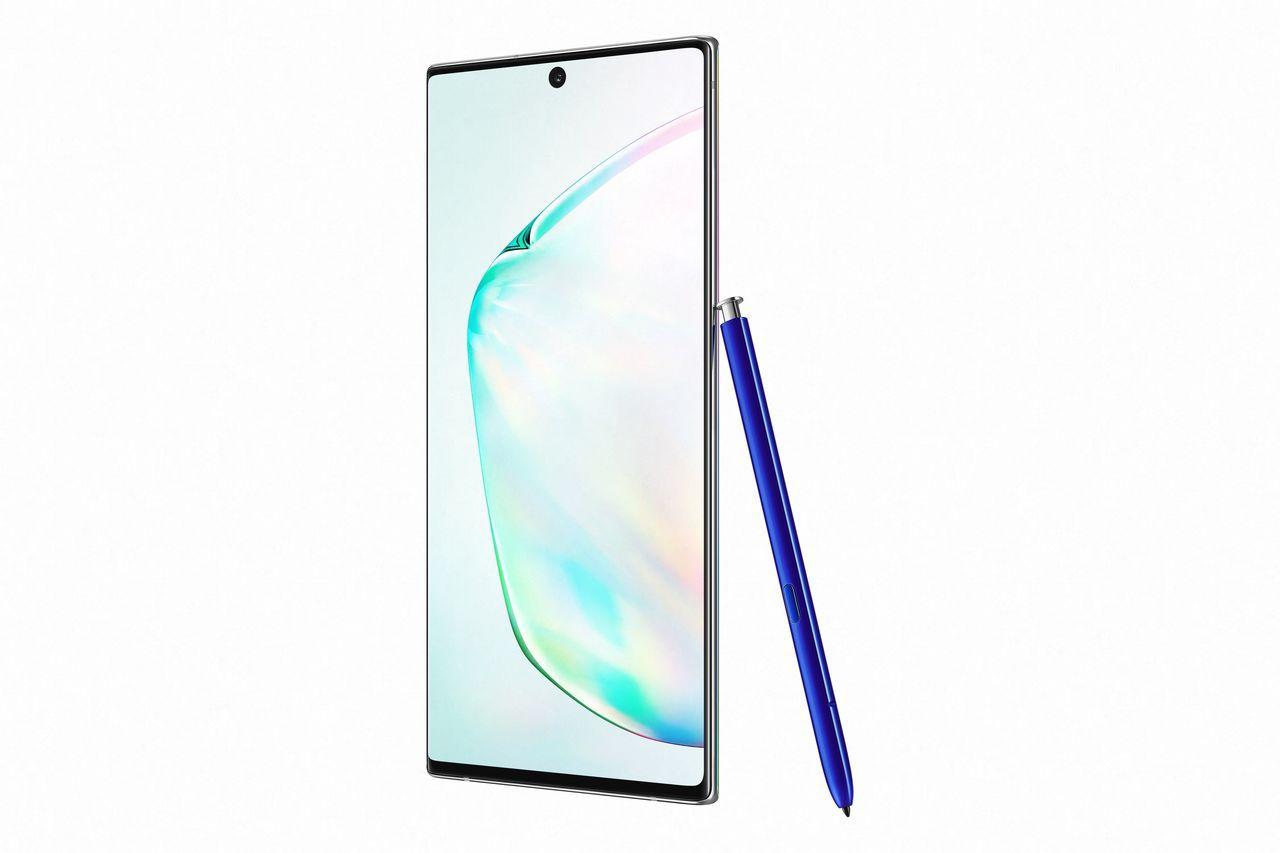 三星Samsung Galaxy Note10+ 5G為CES 2020最佳創新...