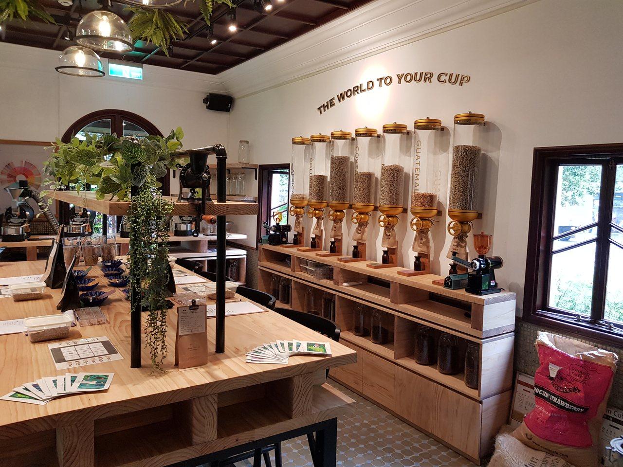 台北陽明山上又新增一處可休閒打卡及用餐的新景點,位於格致路70號的前台灣省農業試...