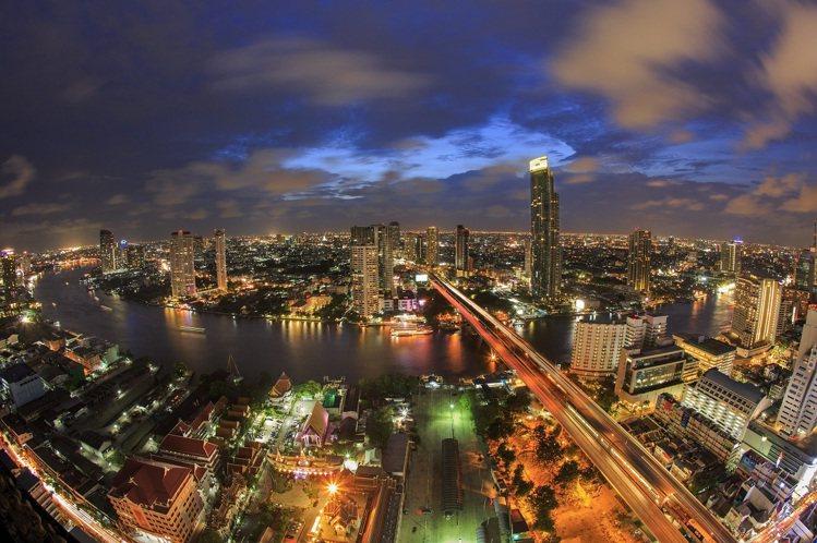 泰國曼谷是許多國際遊客旅遊首選。圖/摘自泰國觀光局台北辦事處