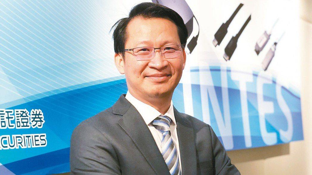 嘉基總經理羅偉仁 記者蕭君暉╱攝影
