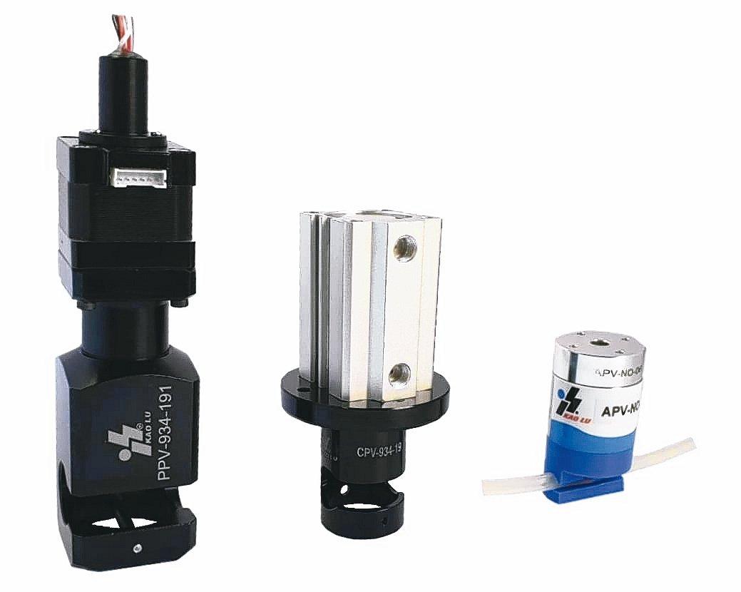 高鹿KAOLU夾管閥有比例式、氣缸式、電磁式等3種形式,提供使用最佳化的選擇。 ...
