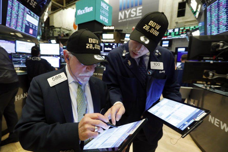 投資人仍在消化有關中美貿易談判的訊號。(美聯社)
