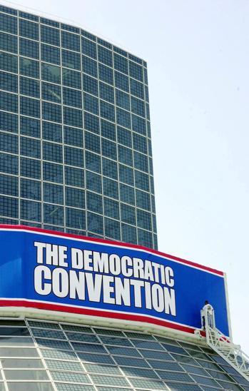 華郵分析:民主黨總統候選人恐難產。 美聯社