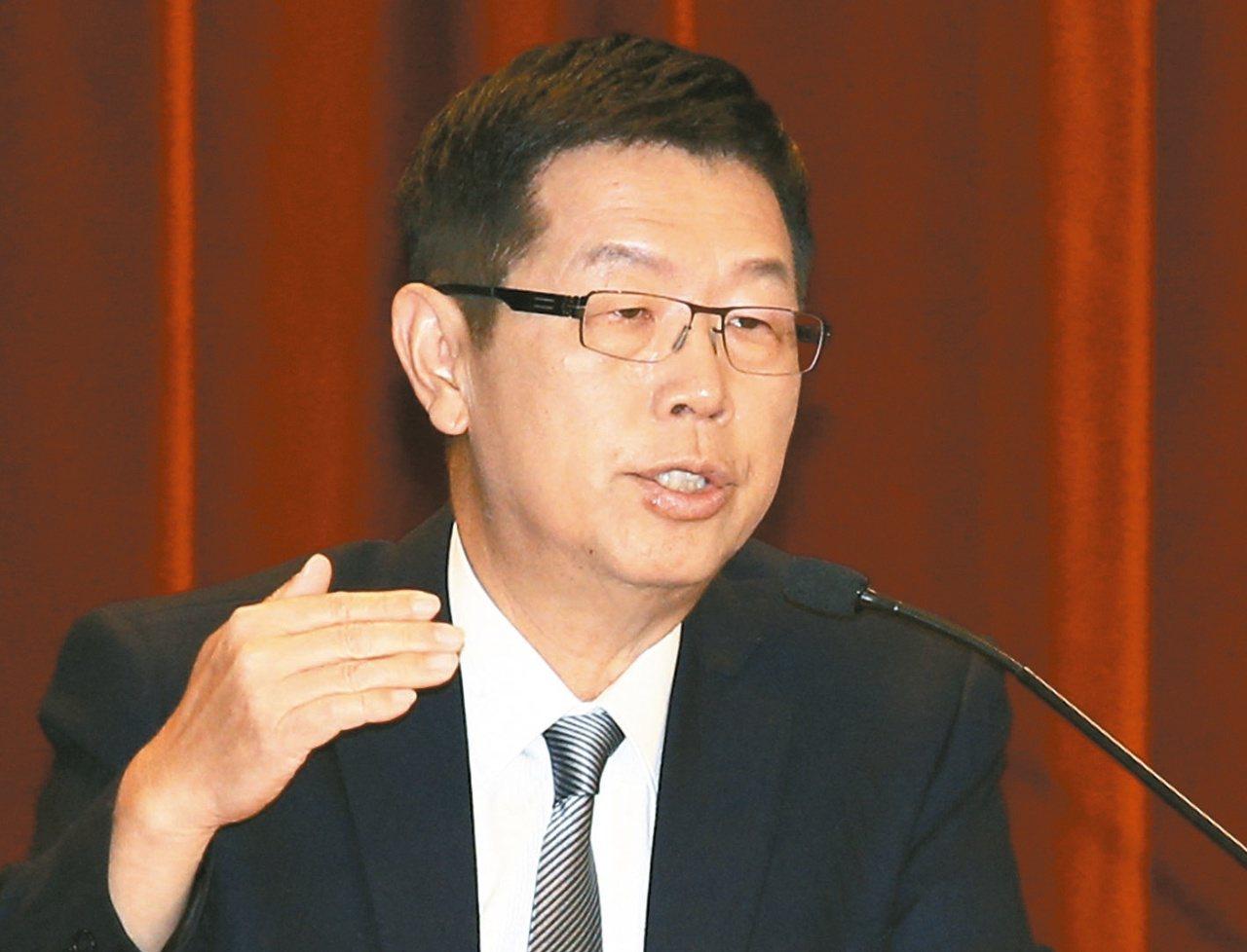 鴻海董事長劉揚偉。圖/聯合報系資料照片