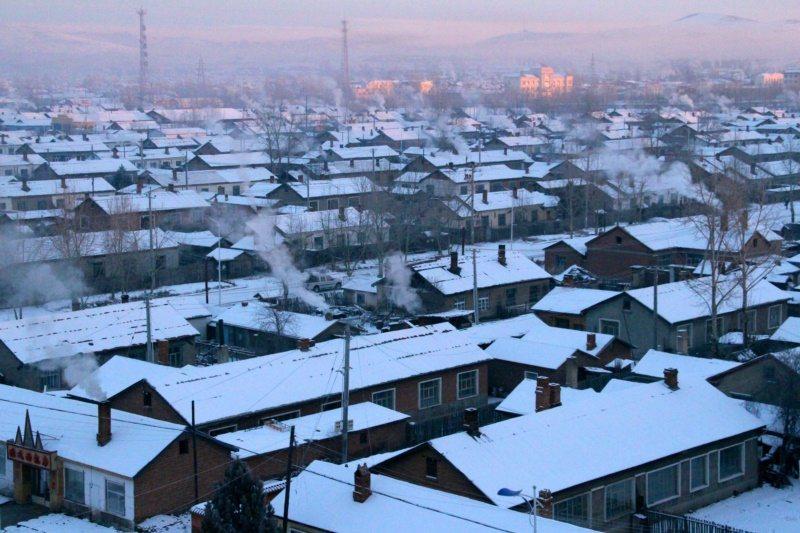 林榮祿攝影作品,作品名稱:冬暖。 圖/林榮祿提供