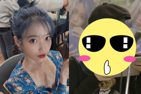 韓國女歌手IU(李知恩)昨(18日)推出第5張迷你專輯《Love Poem》,日前也為了演唱會與新專輯,把頭髮染成藍色,而她日前也首度透露選擇染成藍色頭髮的原因。IU此次主打歌《Blueming》因...