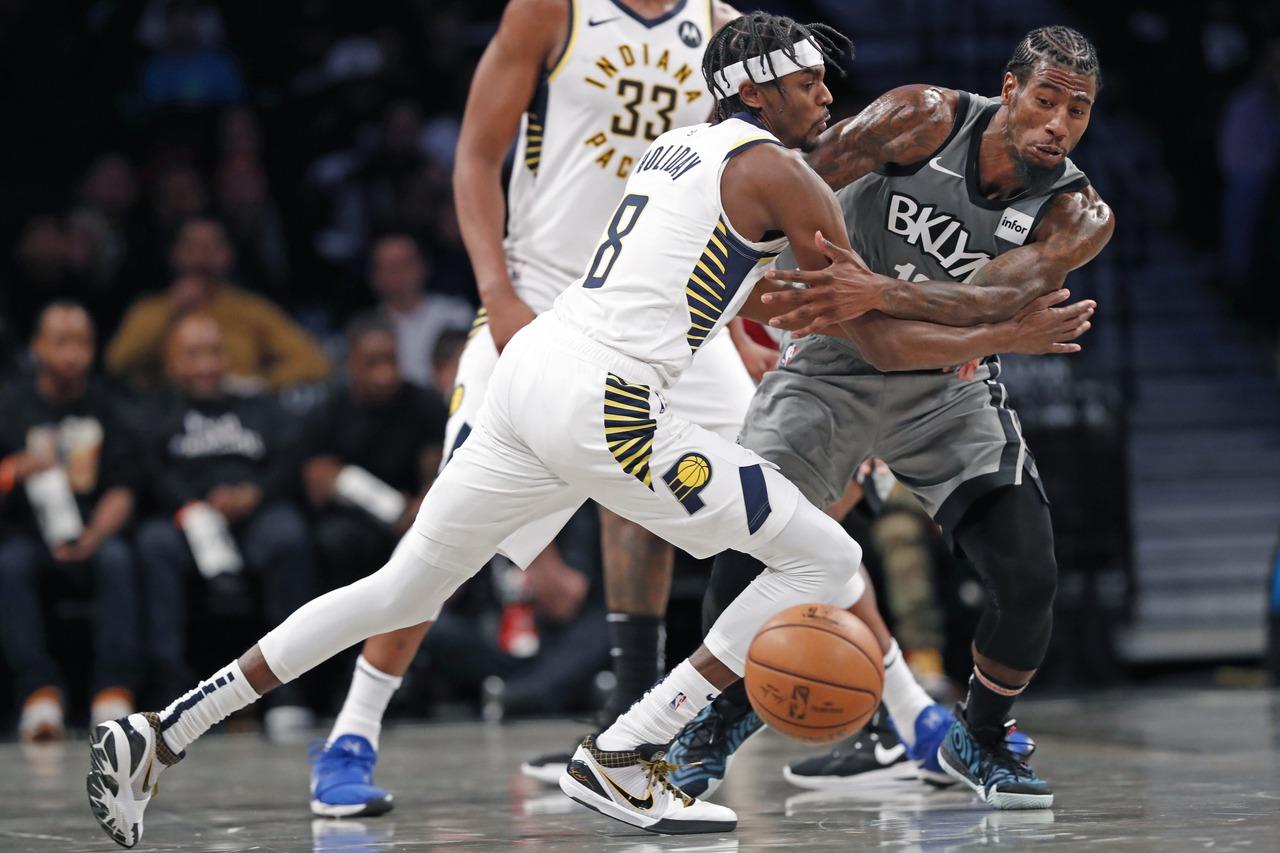 NBA/厄文連兩戰休兵 溜馬哈勒戴兄弟轟44分撕裂籃網
