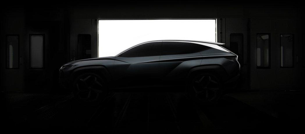 Hyundai將於洛杉磯車展發表一款全新概念休旅。 摘自Hyundai