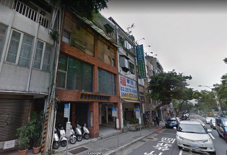 成衣批發「緣頭阿尚」原址。圖/翻攝Google街景地圖