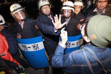 王曦/太陽花國賠案:綁架警察士氣,與撕票法治的平行世界