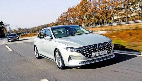 品牌暢銷旗艦王者 小改款Hyundai Grandeur韓國正式發表!