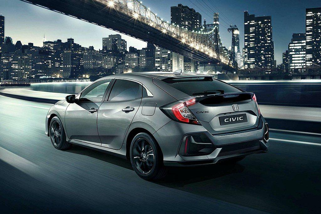 繼美規、歐規公布小改款Honda Civic資訊後,日規車型則定於2020年1月...