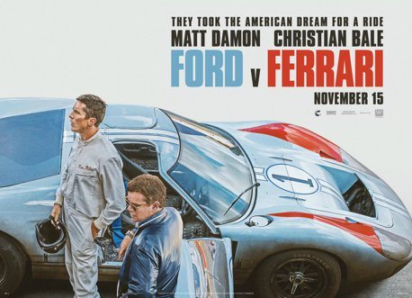 賽道狂人台灣將上映 先來了解當年Ford與Ferrari的恩怨吧!