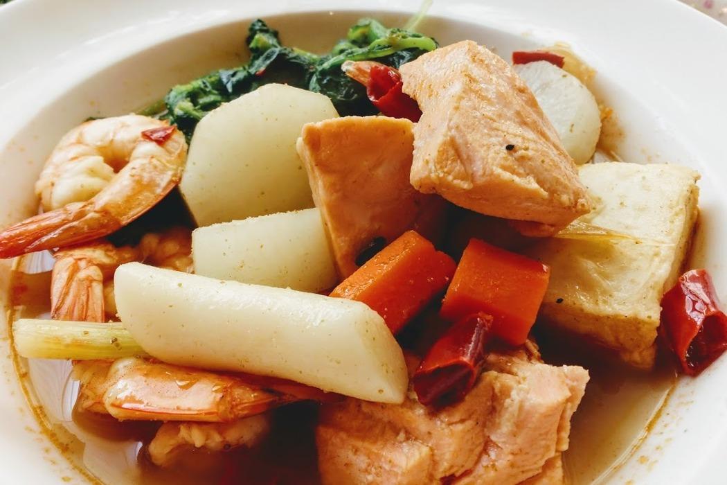 食譜/小肥羊火鍋