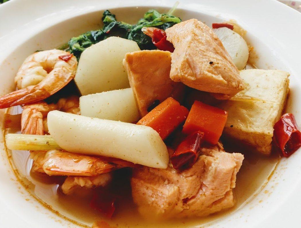 圖文:美國番媽/食譜/小肥羊火鍋