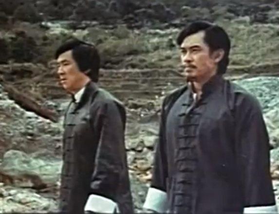 陳星(右)和王羽合演「四大天王」。圖/翻攝自YouTube