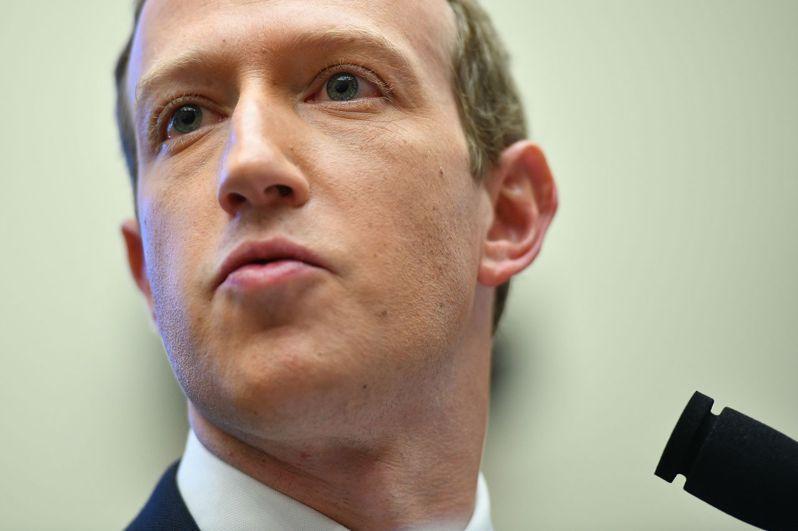 臉書執行長祖克柏近來批評抖音和中國的網路審查,以及其他不利於中國的言論,引發中國網友不滿。法新社