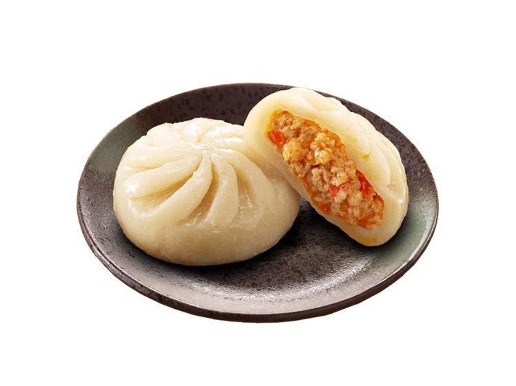 7-ELEVEN關東煮「泰式打拋豬湯包」,售價22元。圖/7-ELEVEN提供
