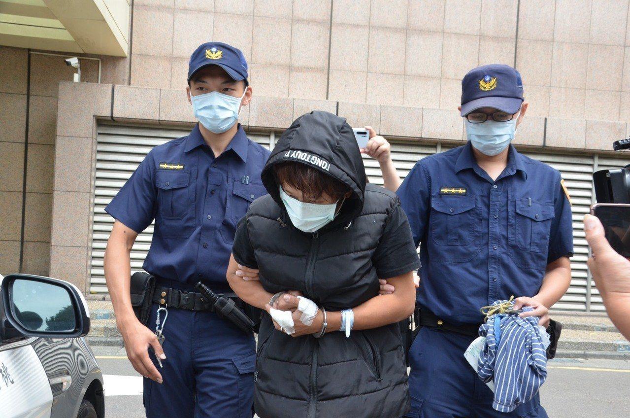 26歲貨運司機朱汶珽酒駕撞死3人,他向法院聲請羈押被駁回。圖/報系資料照