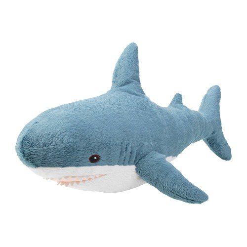 超萌「Baby Shark」每隻售價249元。圖/取自IKEA官網