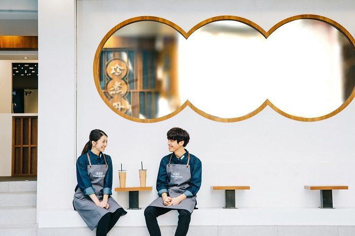 珍煮丹全新概念店開幕。圖/珍煮丹提供