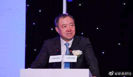 大陸銀保監會副主席黃洪。照片/新浪財經