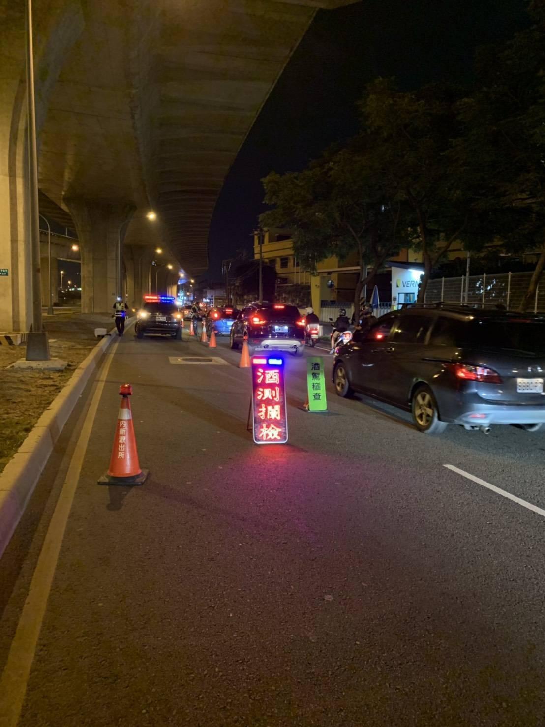 台中市交通大隊統計截至10月為止,因酒駕傷亡人數達265人,比去年同期減少三成。...