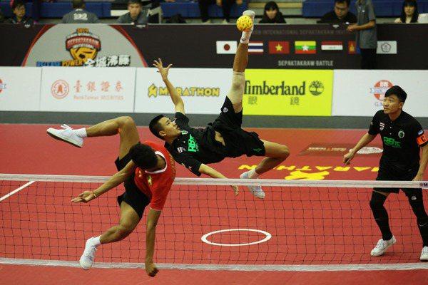 藤球/「泰」強了! 泰國收台灣國際邀請賽首冠