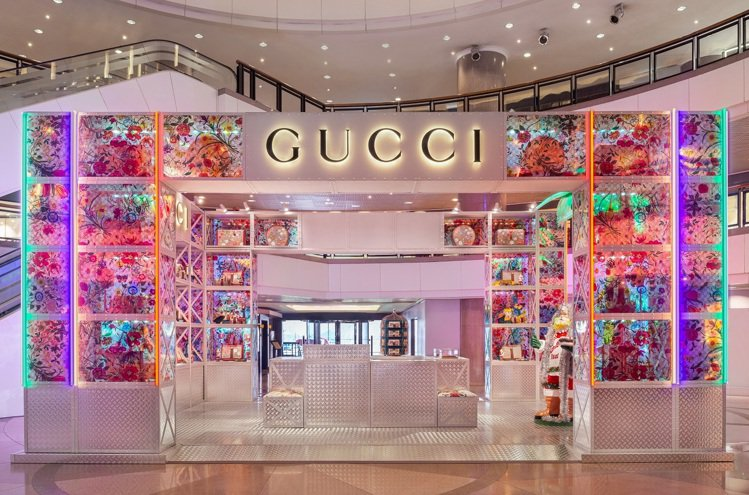 GUCCI Pin期間限定店以剛結束的香港廣東道企劃作為先鋒,接下來會陸續在日本...