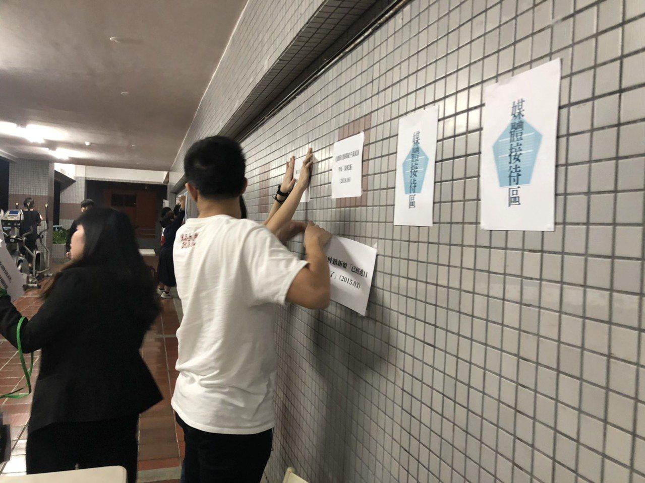 台北市長柯文哲今晚受邀前往東吳大學雙溪校區傳賢堂B棟三樓以「市政新文化」為題進行...