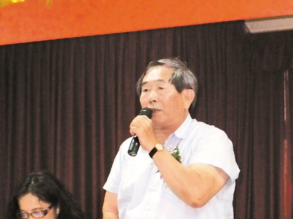 敬鵬董事長黃維金 本報系資料庫