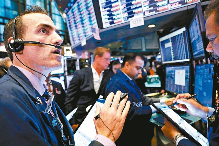數據顯示美國經濟衰退風險擔憂降低,加上美股第3季企業財報75%獲利優於預期,美中...