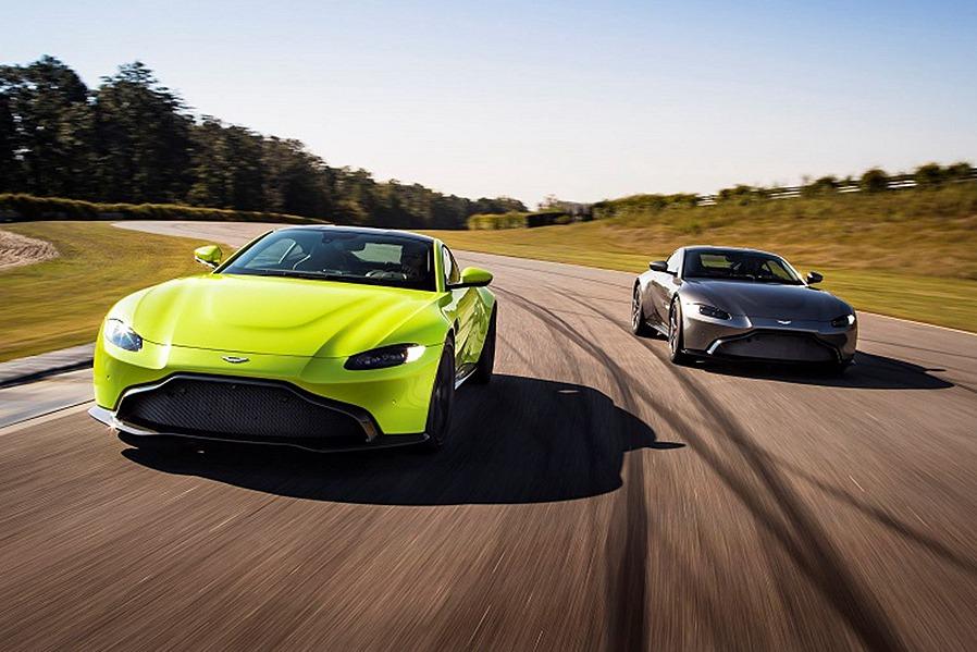 慶祝來台10年!只有10輛的Aston Martin Vantage精選車限量釋出