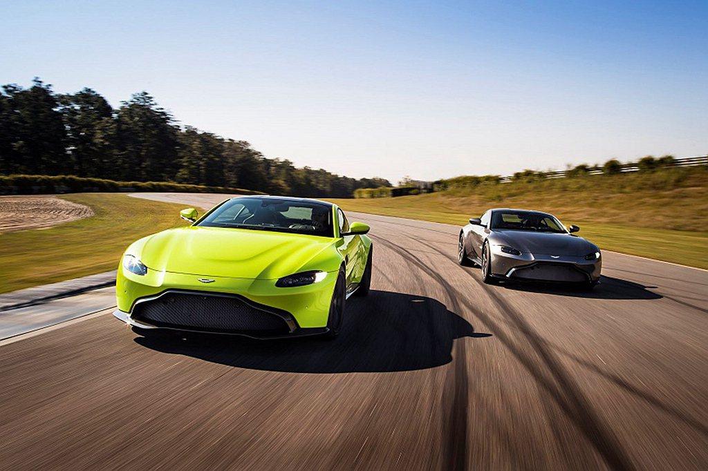 2019年正逢Aston Martin在台第10個年頭,總代理永三汽車宣布推出限...
