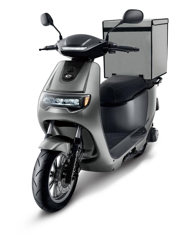 即日起購買iE125不分自用或商用,全面提供「電池失竊免責」。 圖/中華汽車提供