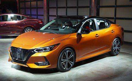真的取消扭力樑!美規2020 Nissan Sentra全新大改款升級登場