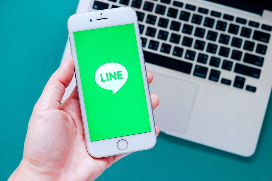 趨勢科技今(28)日表示,近日網路上瘋傳「LINE滿八歲囉!8種貼圖免費抽,這次錯過再等8年!」詐騙訊息。圖/Ingimage